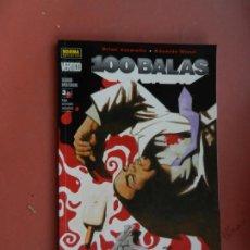 Cómics: 100 BALAS , SEGUNDA OPORTUNIDAD 3 DE 3 - NORMA EDITORIAL 2 DE 2 ,BRIAN AZZARELLO Y EDUARDO RISSO. Lote 245900135