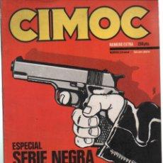 Cómics: CIMOC ESPECIAL SERIE NEGRA. BOGEY , ALTAN, BENOIT, BILAL, EL CUBRI, GOOSENS, MARGERIN,.... Lote 245939765
