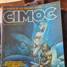 Cómics: CIMOC NÚMERO 21. Lote 246057800