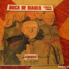 Cómics: BOCA DE DIABLO CHARYN BOUCQ EXTRA COLOR 74 CIMOC. Lote 246118035