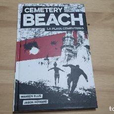 Cómics: CEMENTERY BEACH, DE NORMA EDITORIAL (WARREN ELLIS & JASON HOWARD). Lote 246149325