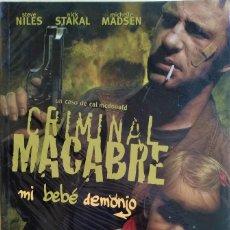 Cómics: CRIMINAL MACABRE: MI BEBÉ DEMONIO DE STEVE NILES, NICK STAKAL (MADE IN HELL 86). Lote 246303535