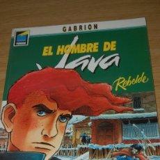 Cómics: X EL HOMBRE DE JAVA. REBELDE (PANDORA 24. NORMA). Lote 246376325