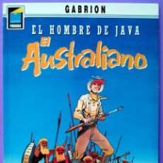 Cómics: X EL HOMBRE DE JAVA. EL AUSTRALIANO (PANDORA 33. NORMA). Lote 246376390
