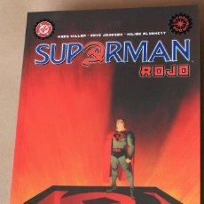 Cómics: SUPERMAN ROJO ( HIJO ROJO ) - MARK MILLAR - NORMA ED. AÑO 2005 - NUEVO (PRECINTADO). Lote 246458460