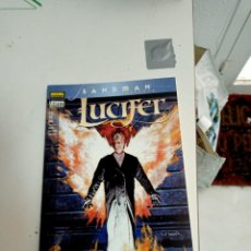 Comics : X LUCIFER (SANDMAN) (NORMA). Lote 246490895