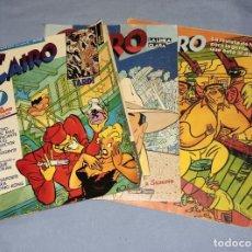 Cómics: 3 NUMEROS DE COMICS EL CAIRO NORMA COMICS AÑOS 80. Lote 246915220