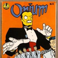 """Cómics: ONÍUM N° 4 """"PELL DE PLATA"""" DANIEL TORRES (NORMA EDITORIAL 1990).. Lote 246941530"""