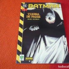Cómics: BATMAN TIERRA DE NADIE Nº 5 ( GALE MALEEV ) ¡MUY BUEN ESTADO! NORMA DC 2002. Lote 247032570