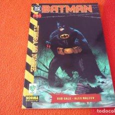 Cómics: BATMAN TIERRA DE NADIE Nº 6 ( GALE MALEEV ) ¡MUY BUEN ESTADO! NORMA DC 2002. Lote 247032605