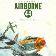 Comics: AIRBORNE 44 SI HAY QUE SOBREVIVIR... INTEGRAL 3 112 PAGINAS. NETCOM2 / COEDITUM TAPA DURA. Lote 247328630