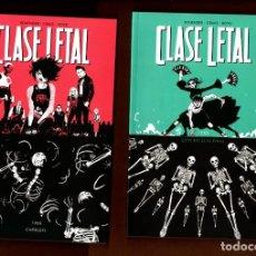 Cómics: CLASE LETAL 1 2 3 4 5 6 7 8 9 - NORMA / IMAGE / RÚSTICA / RICK REMENDER / NUEVOS DE EDITORIAL. Lote 247376255