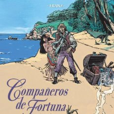 Cómics: FRANZ, COMPAÑEROS DE FORTUNA INTEGRAL 100 PAGINAS. TAPA DURA. PONENT MON. Lote 273912838