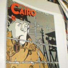 Comics: CAIRO Nº 43 TARDI-LEO MALET CALLE ESTACIÓN 120 (BUEN ESTADO). Lote 247588220