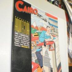 Cómics: CAIRO ESPECIAL ARQUITECTURA. BARCELONA 92 (BUEN ESTADO). Lote 247602710