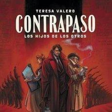 Cómics: CONTRAPASO : LOS HIJOS DE LOS OTROS - NORMA / COMIC EUROPEO / TAPA DURA. Lote 247783345