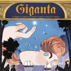Cómics: GIGANTA - NORMA / COMIC EUROPEO / TAPA DURA. Lote 247784550