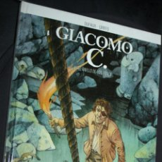 Cómics: GIACOMO C. ( DE DUFAUX & GRIFFO) Nº6 : EL ANILLO DE LOS FOSCA. Lote 247799815