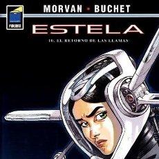 Comics: ESTELA 10. EL RETORNO DE LAS LLAMAS NORMA. Lote 248026785