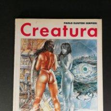Fumetti: PAOLO ELEUTERI SERPIERI CREATURA DRUUNA NORMA EDITORIAL DE QUIOSCO 1991. Lote 248126285