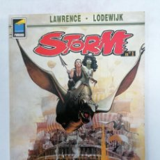 Cómics: STORM - Nº 1 - EL PLANETA VIVIENTE - LAWRENCE - LODEWIJK - COLEC. PANDORA - 1ª EDICIÓN - NORMA ED. -. Lote 248294565