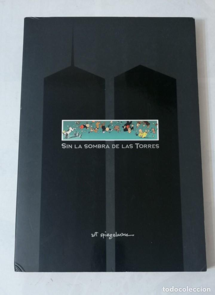 SIN LAS SOMBRAS DE LAS TORRES. ART SPIEGELMAN. (Tebeos y Comics - Norma - Otros)