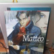Cómics: BELICOS . MATTEO. Lote 248469875