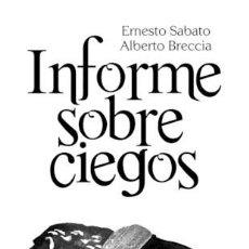 Cómics: ALBERTO BRECCIA. INFORME SOBRE CIEGOS. TAPA DURA. ASTIBERRI. Lote 248489055