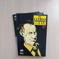 Cómics: EL CUERVO 1-2-3/COMPLETA. LAX. Lote 248685275