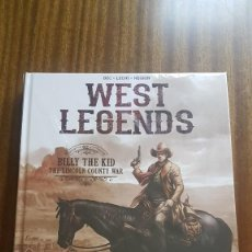 Cómics: COMICS DEL OESTE . WEST LEGEND 1Y 2. Lote 248713325