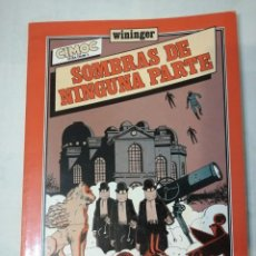 Cómics: SOMBRAS DE NINGUNA PARTE.NORMA CIMOC EXTRA COLOR Nº 8.. Lote 248984975