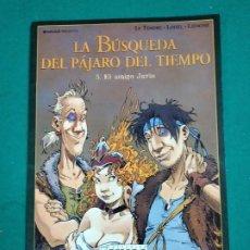 Cómics: COLECCION CIMOC EXTRA COLOR Nº 161. LA BUSQUEDA DEL PAJARO DEL TIEMPO. 5. EL AMIGO JAVIN. NORMA ED.. Lote 249458990