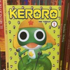 Cómics: KERORO 1. DE MINE YOSHIZAKI. NORMA EDITORIAL. Lote 249514160