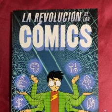 Cómics: BIBLIOTECA CREATIVA. LA REVOLUCION DE LOS COMICS. SCOTT MCCLOUD. NORMA EDITORIAL. 1ª EDICIÓN. Lote 250247095