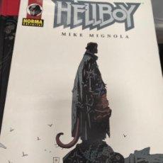 Fumetti: HELLBOY - LA ISLA - MIKE MIGNOLA - DARK HORSE / NORMA. Lote 251230685