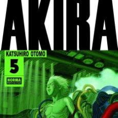 Comics: AKIRA 5 EDICION ORIGINAL B/N. Lote 251231150