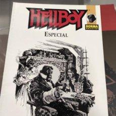 Fumetti: HELLBOY ESPECIAL, CONTIENE NAVIDADES SUBTERRÁNEAS Y OTRAS HISTORIAS,48 PÁGS.. Lote 251232360