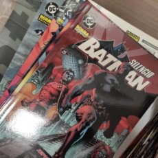 Fumetti: BATMAN: SILENCIO - COLECCIÓN COMPLETA EN 5 TOMOS PRESTIGE - NORMA. Lote 251236370