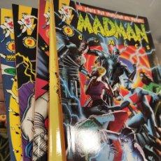 Comics : MADMAN COMICS DEL LIBRO 1 AL 5 COLECCION COMPLETA - MIKE ALLRED - DARK HORSE - NORMA. Lote 251308200