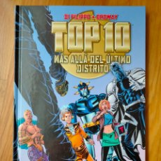 Comics : TOP 10 - MÁS ALLÁ DEL ÚLTIMO DISTRITO (DI FILIPPO, ORDWAY). Lote 251471575