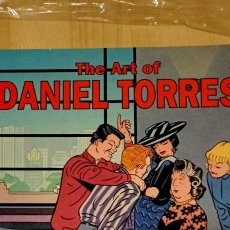 Cómics: THE ART OF DANIEL TORRES ESTRENAR PRECINTADO 1995. Lote 251720615