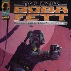 Cómics: STAR WARS. BOBA FETT. RECOMPENSA POR BAR-KOODA. NORMA EDITORIAL. RUSTICA.. Lote 262958175