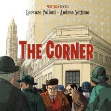 Cómics: THE CORNER. TAPA DURA. 144 PAGINAS. SPACEMAN BOOKS.. Lote 251806105