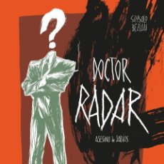 Cómics: DOCTOR RADAR: ASESINO DE SABIOS TAPA DURA. SPACEMAN BOOKS.. Lote 251806460