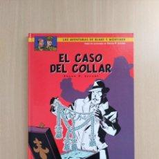 Cómics: LAS AVENTURAS DE BLAKE Y MORTIMER /EL CASO DEL COLLAR. .. Lote 251931575