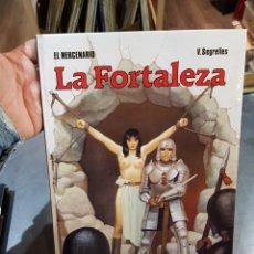 Cómics: CÓMIC LA FORTALEZA EL MERCENARIO SEGRELLES NORMA EDITORIAL CON DEDICATORIA DEL AUTOR. Lote 251950485