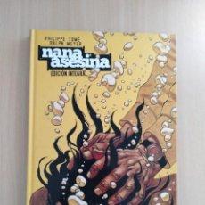 Cómics: NANA ASESINA/EDICIÓN INTEGRAL. PHILIPPE TOME /RALPH MEYER. Lote 251994935