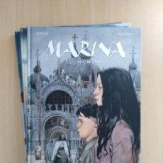Cómics: MARINA. ZIDROU /MATTEO. Lote 251999055