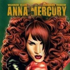 Cómics: WARREN ELLIS. ANNA MERCURY. TAPA DURA. 144 PAGINAS. Lote 252032675