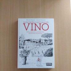 Cómics: LA INCREÍBLE HISTORIA DEL VINO. BENOIST SIMMAT/DANIEL CASANAVE. Lote 252159955